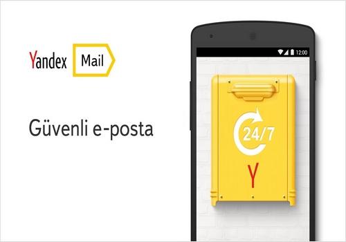yandex mail kurumsal